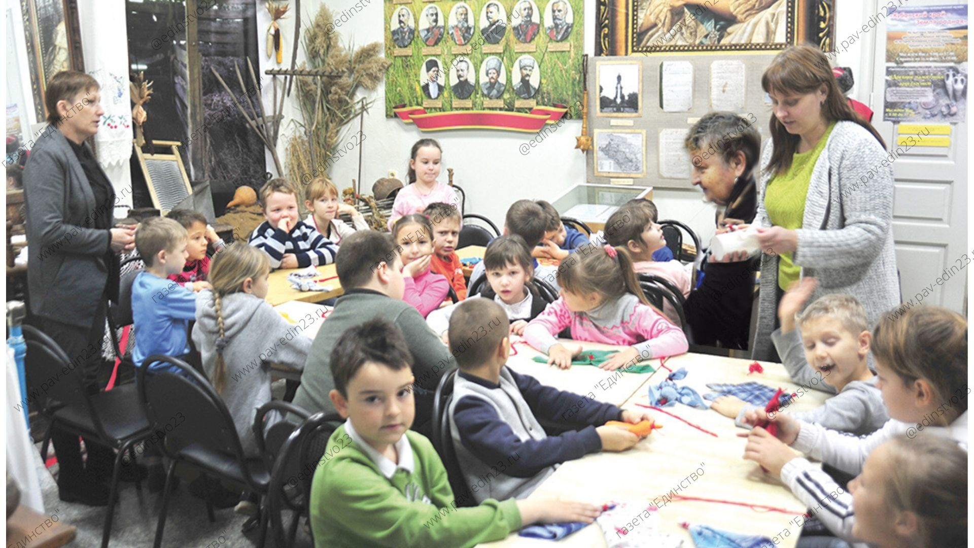 Мастер-классы в музее