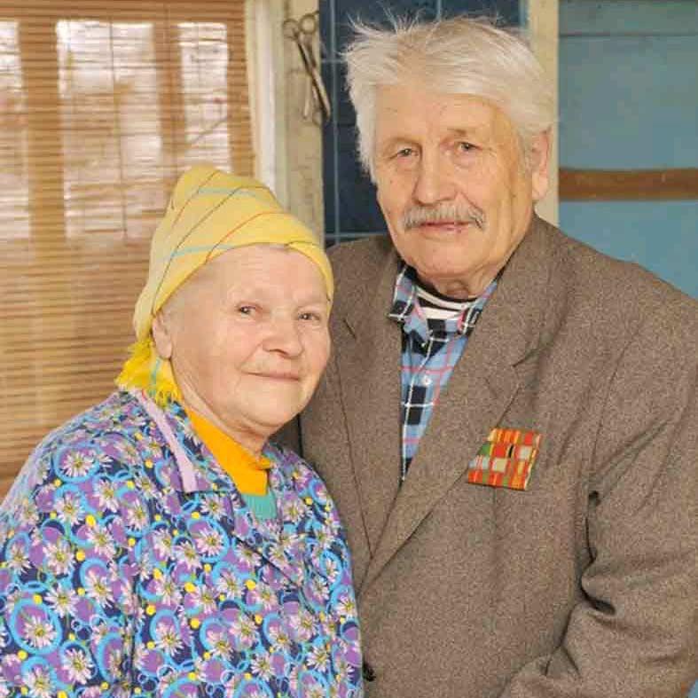 Таиса Михайловна и Владимир Георгиевич Капустины.