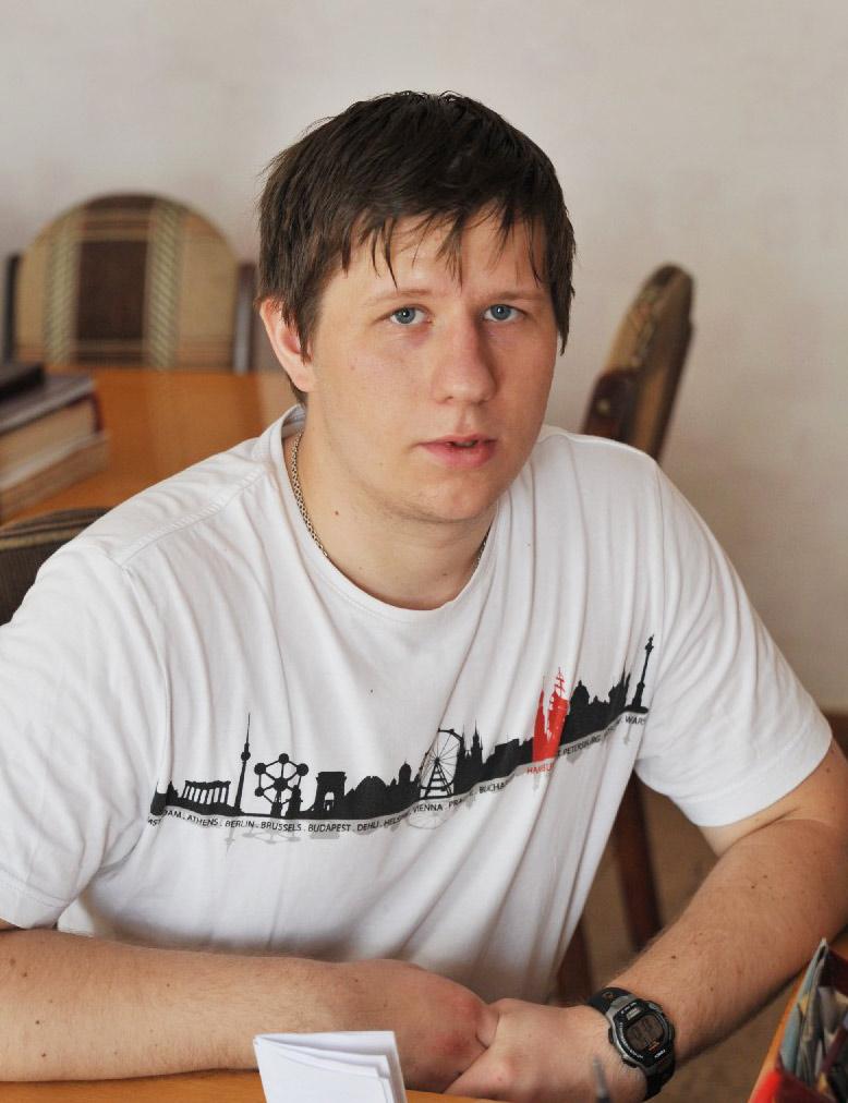 Илья Дужаков