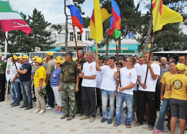 Восстановление Крымска войдет в историю