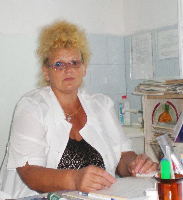 ФАПом теперь заведует Е.Н. Донскова