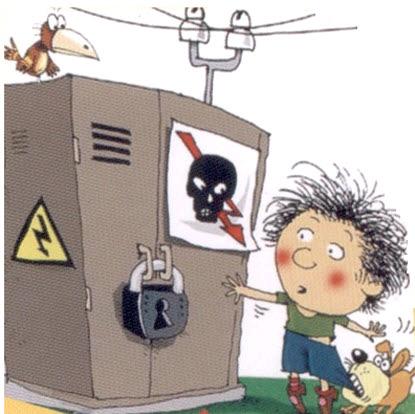 Правила электробезопасности.