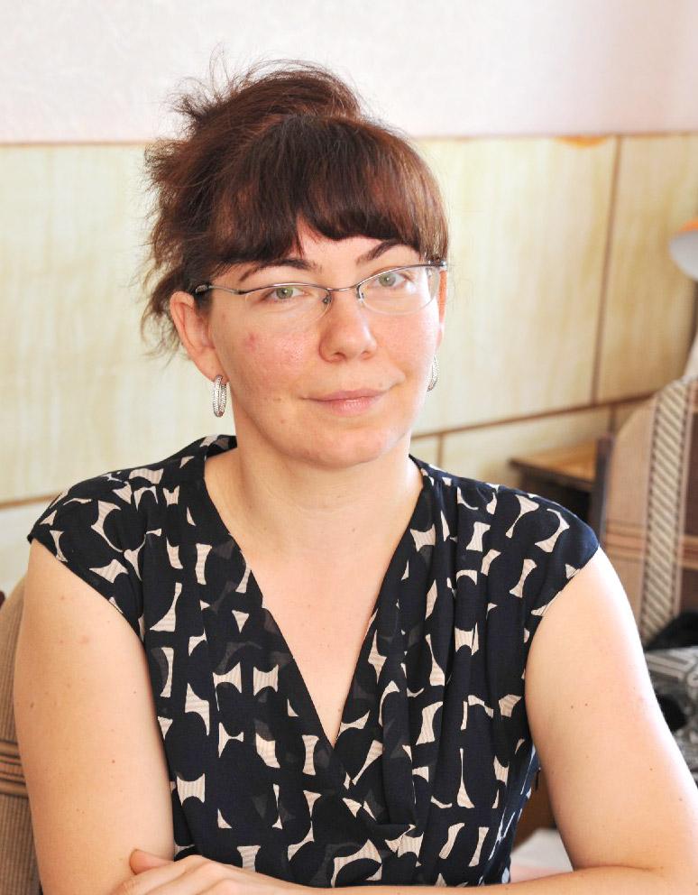 Елена Владимировна Гострая