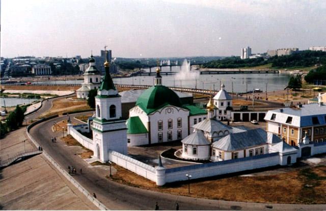 Свято-Троицкий монастырь