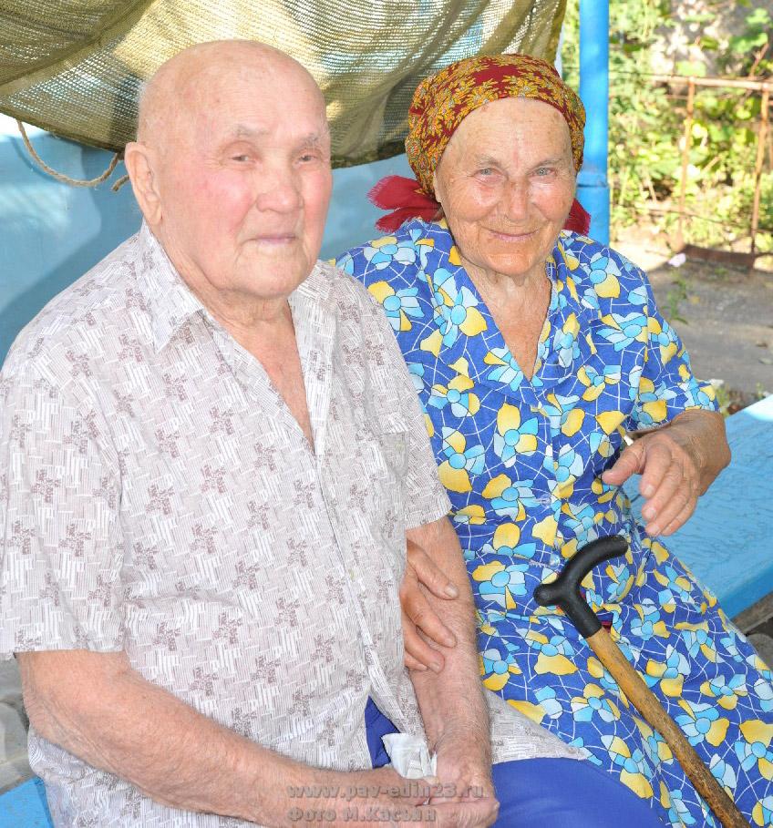Супруги Пономаренко