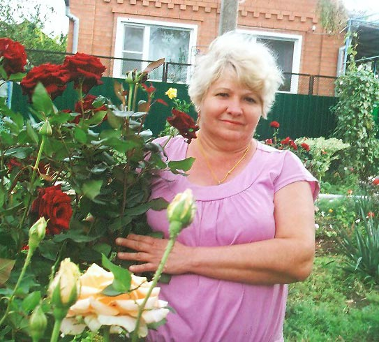 Любовь Григорьевна Алёхина