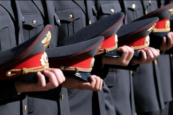 10 ноября – День сотрудника органов внутренних дел!