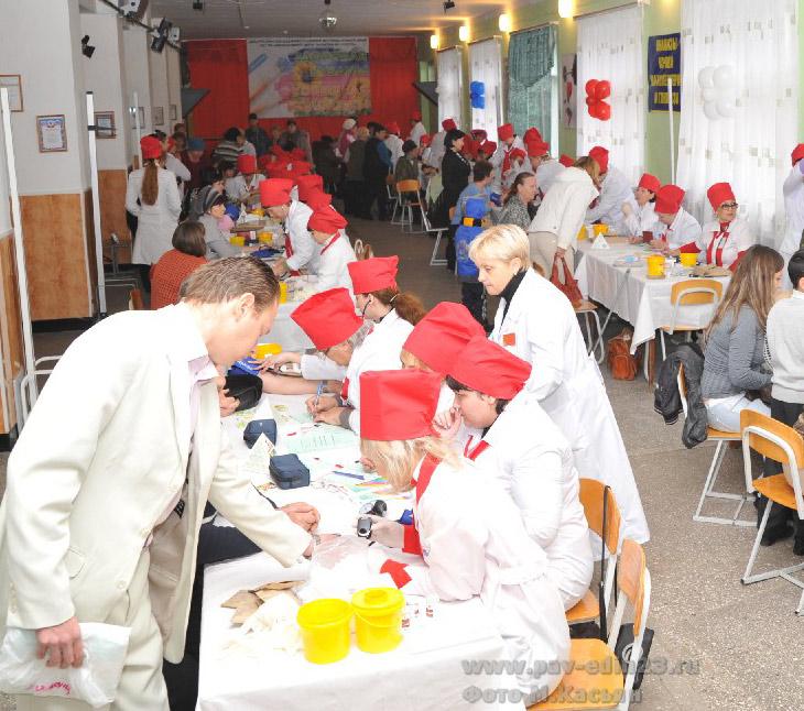 кардиодесант, станица Старолеушковская, 2012
