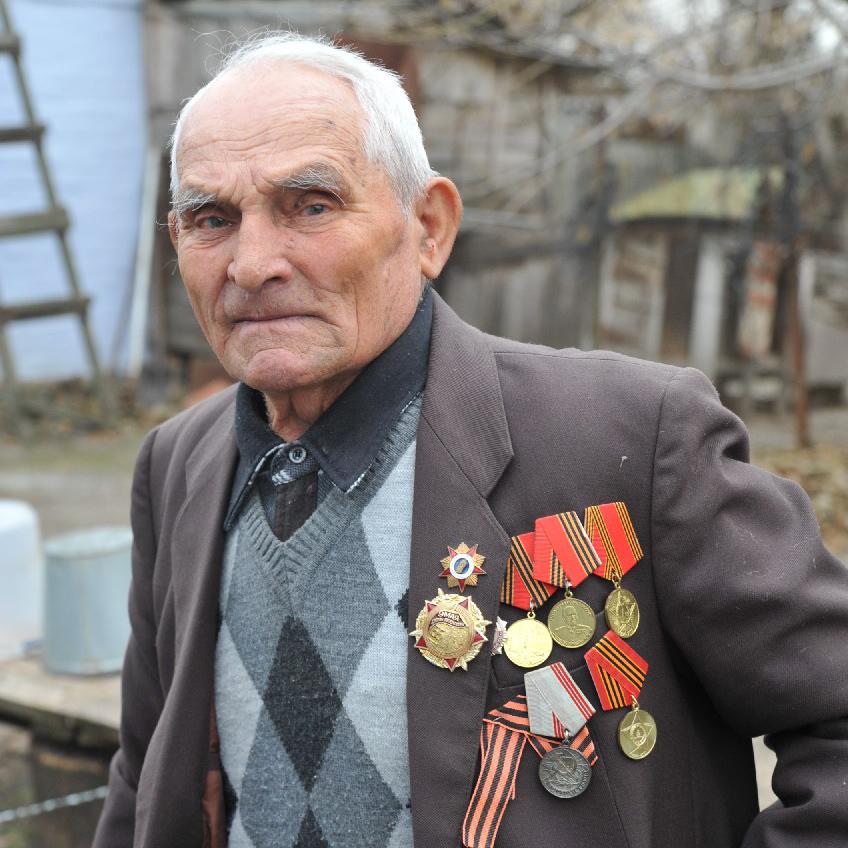 Михаил Леонтьевич Яський