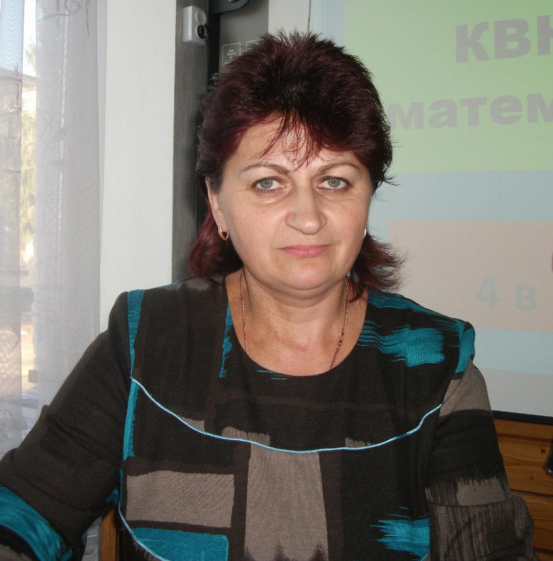 Галина Николаевна Домотенко