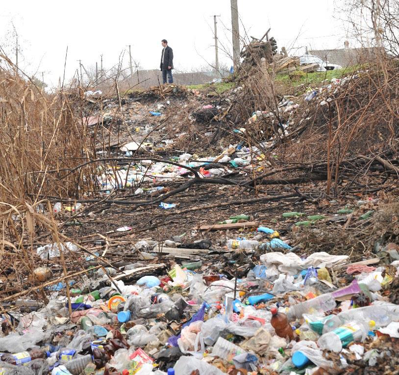 Как победить «мусорных бесов»?