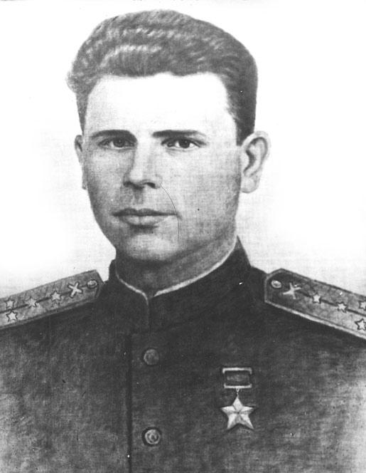 Защитник Сталинграда незамаевец Григорий Иванович СВЕРДЛИКОВ