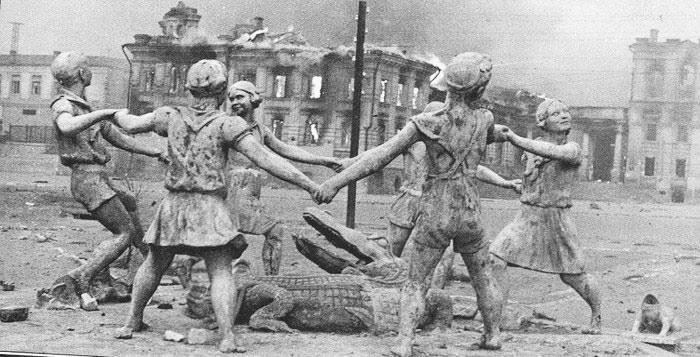 «Сталинград – это орден Мужества на груди планеты»