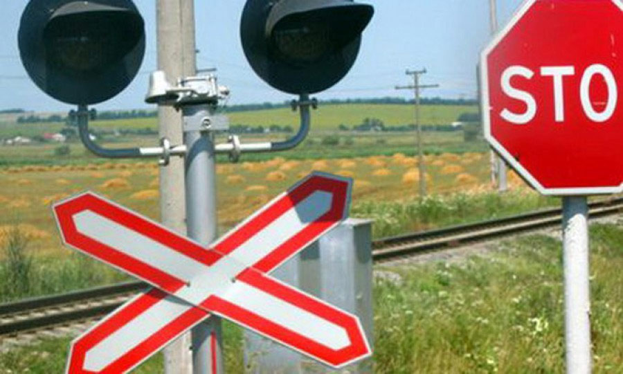 Погибли на железнодорожных переездах