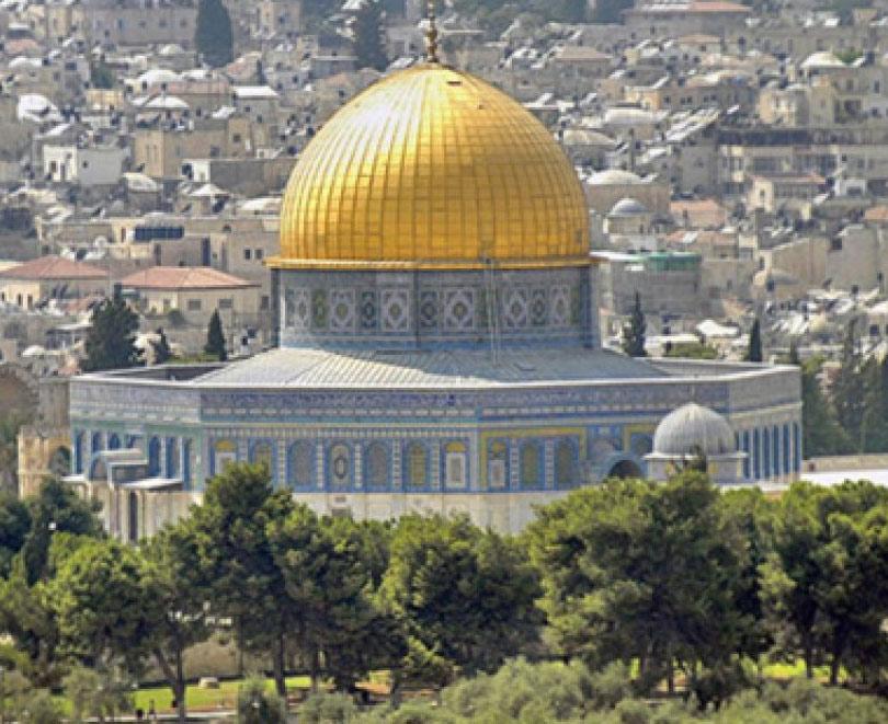 Едем к святыням в Иерусалим