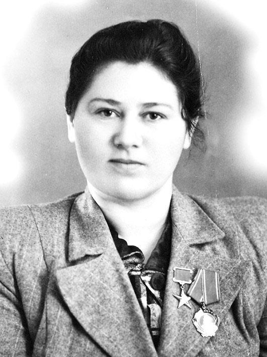 Лидия Николаевна Манько