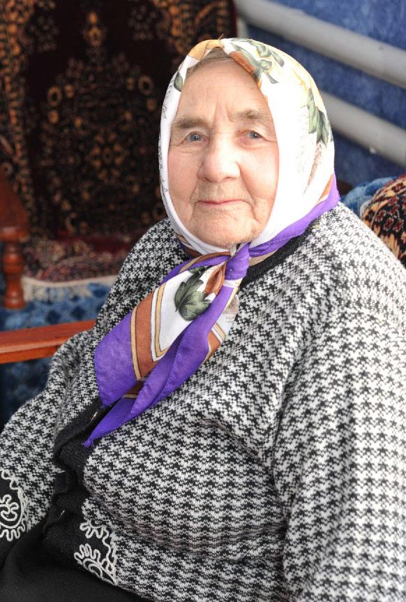 В бодром настроении встретила свой юбилей  Ольга Иосифовна Новицкая