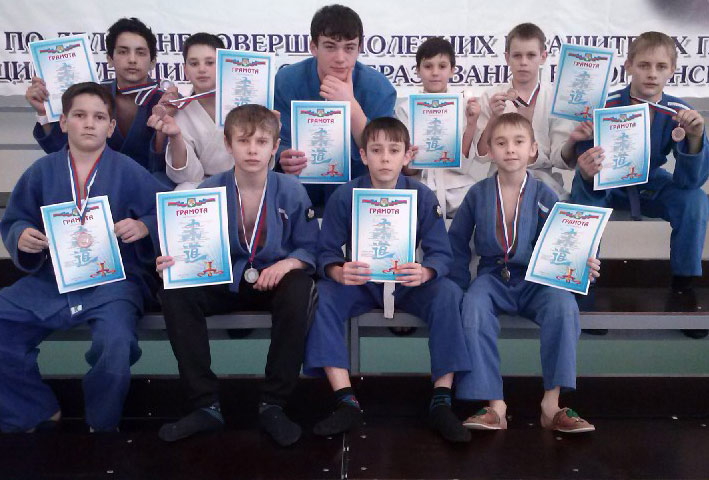 Члены сборной Павловского района. Фото из архива команды