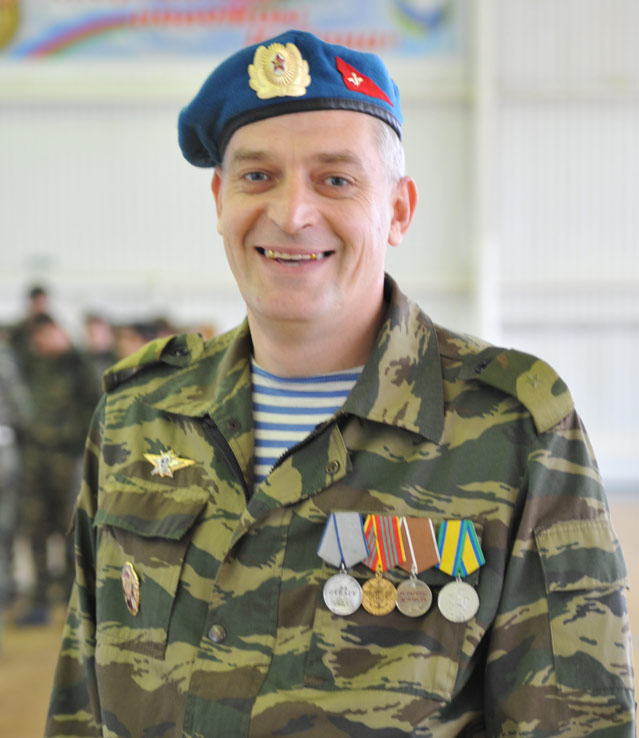 Александр Иванович Жуков