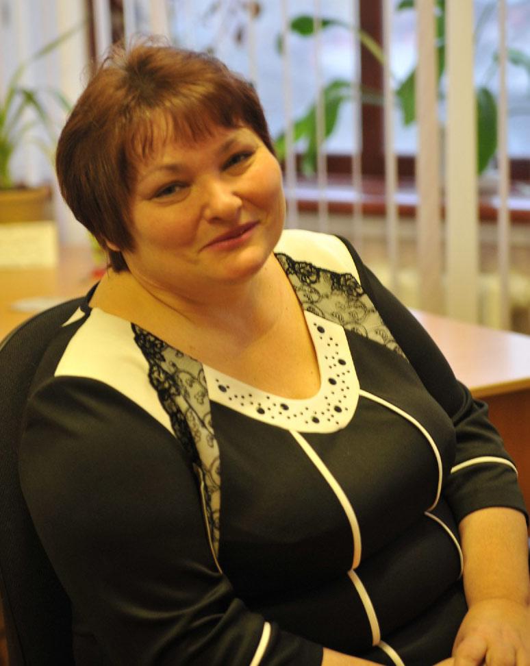Ирина Александровна БЕЛЯЕВА