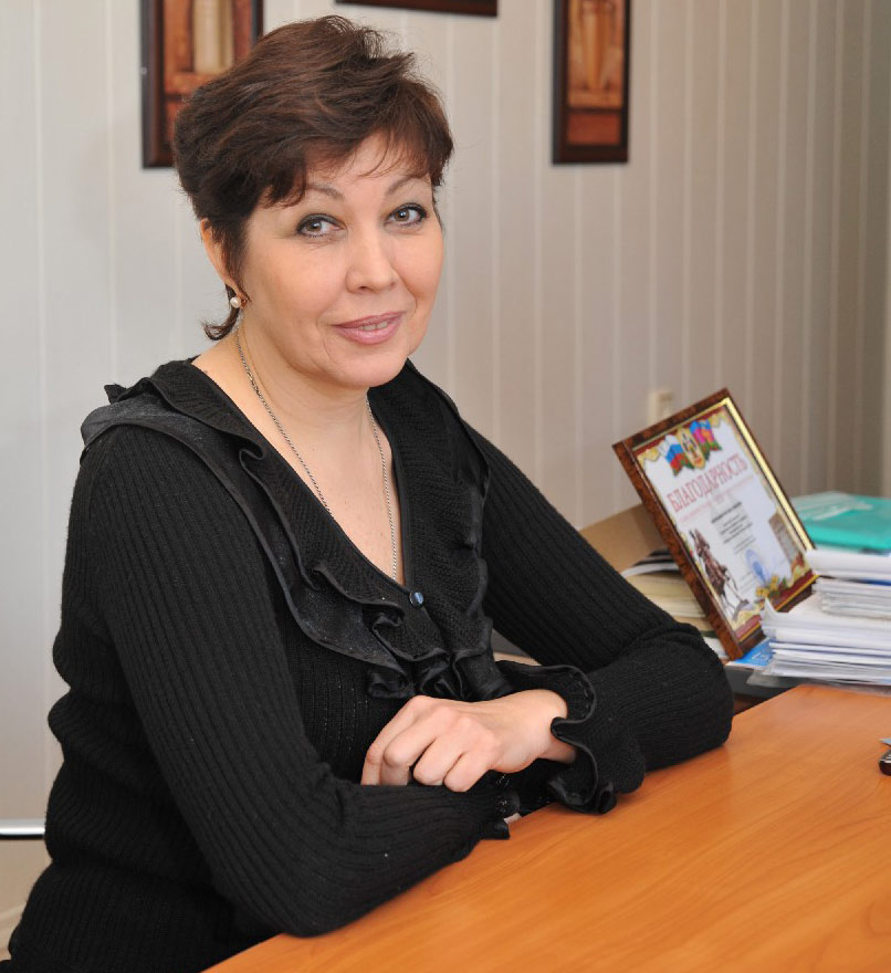 Наталья Васиьева