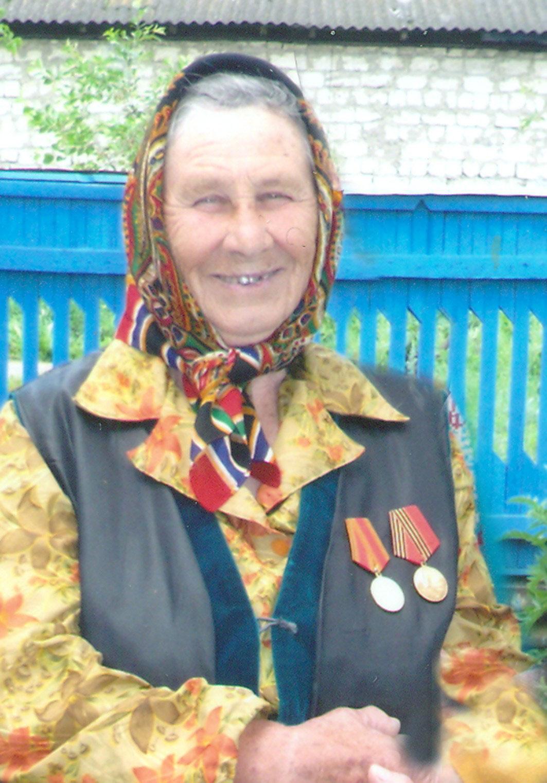 Антонина Пантелеевна ПИКУЛА