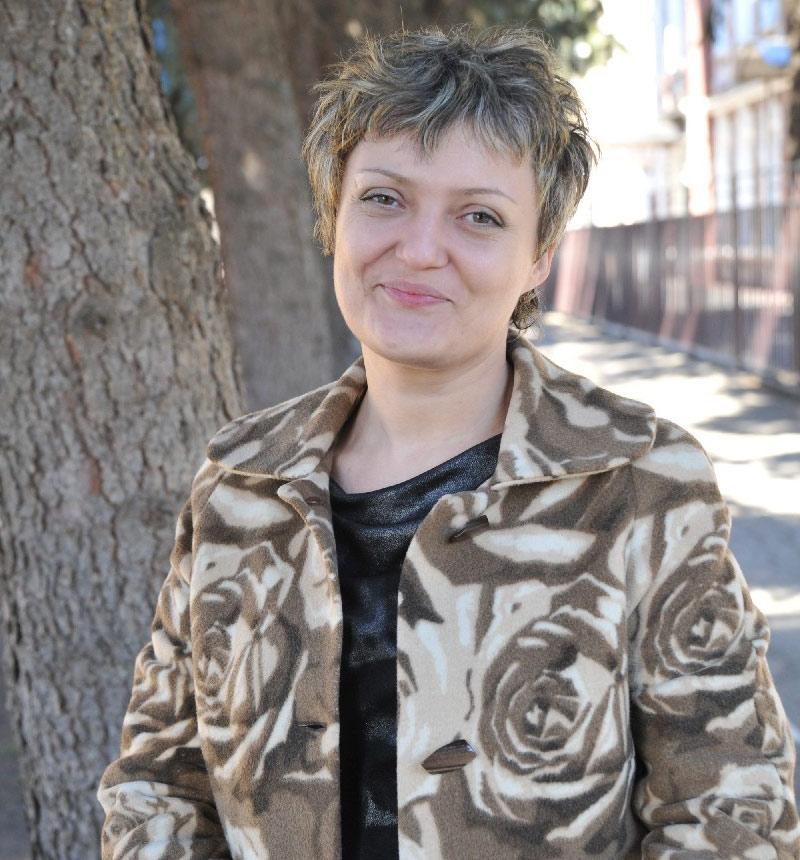 Оксана Анатольевна Кухаренко