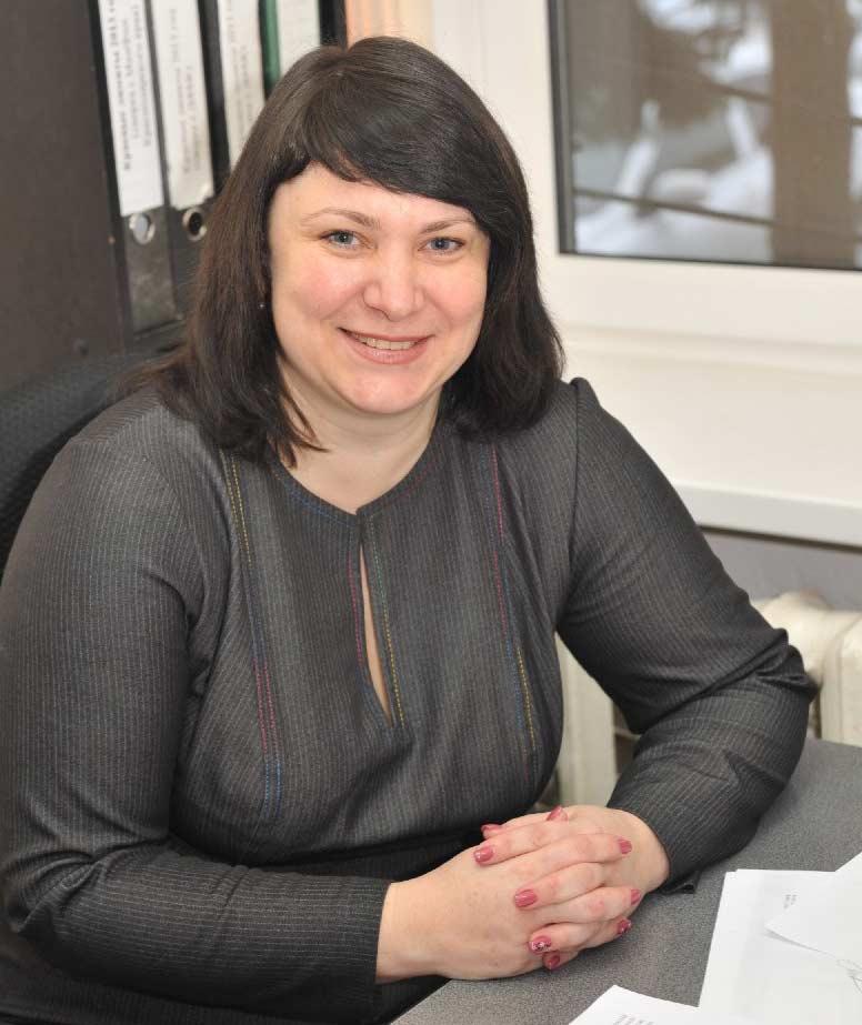 Наталья Викторовна ПЕГАСИНА