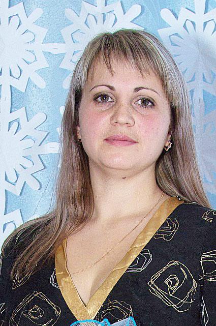 Марина Сергеевна ТРИБУШНЯЯ