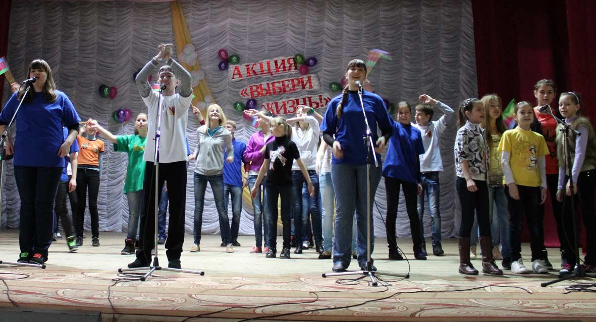 «Экспресс» остановился в Старолеушковской