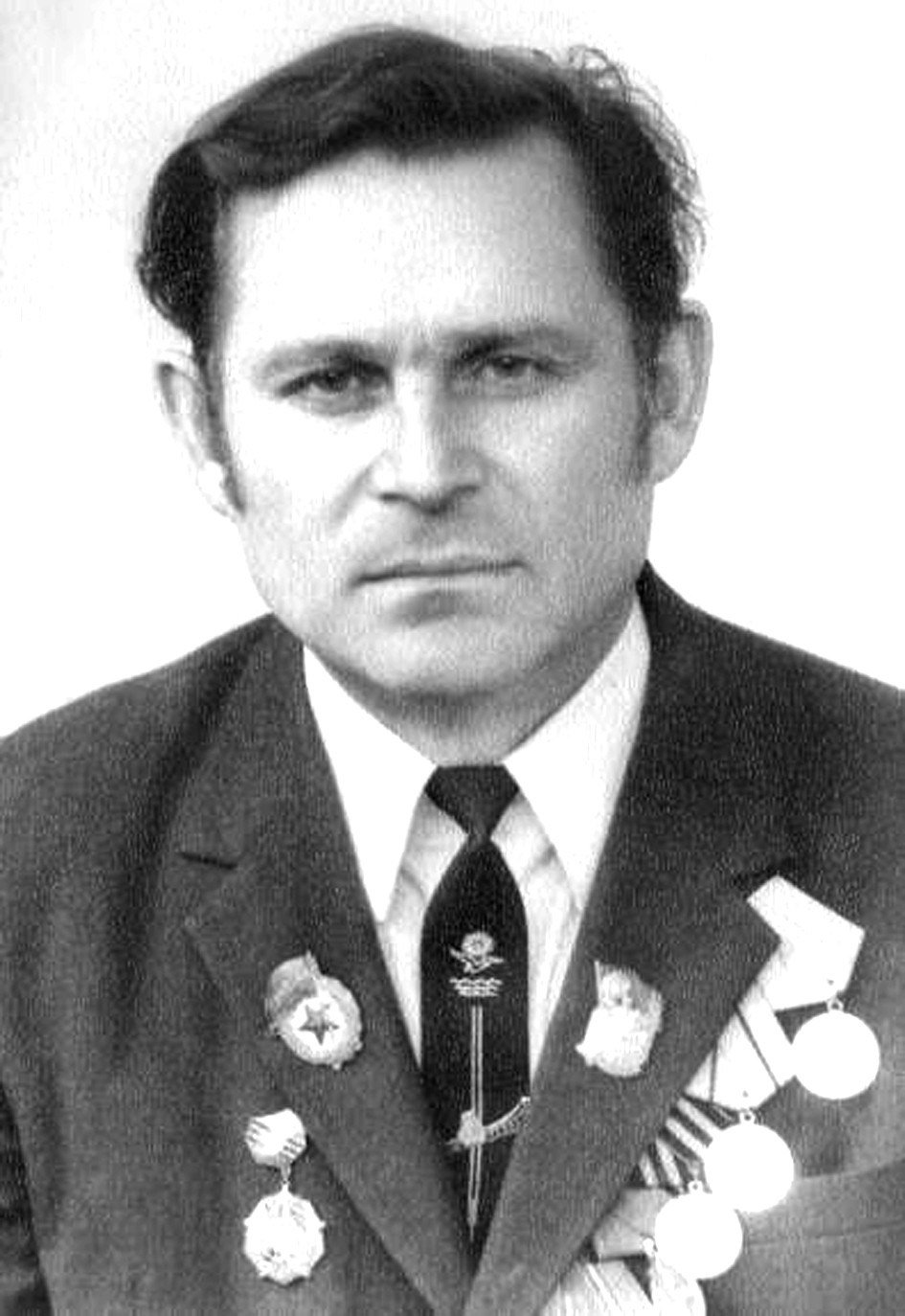 Владимир Яковлевич Васильев