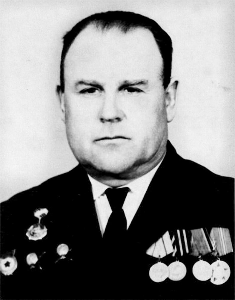 Иван Александрович Бородаенко