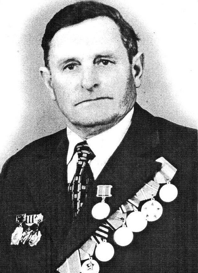 Михаил Антонович Носенко