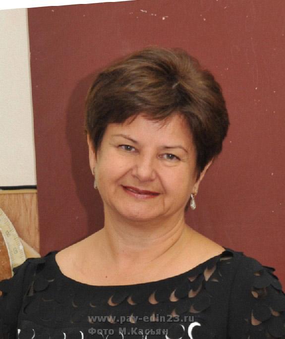 Т.Б. Жогло, учитель истории и обществознания: