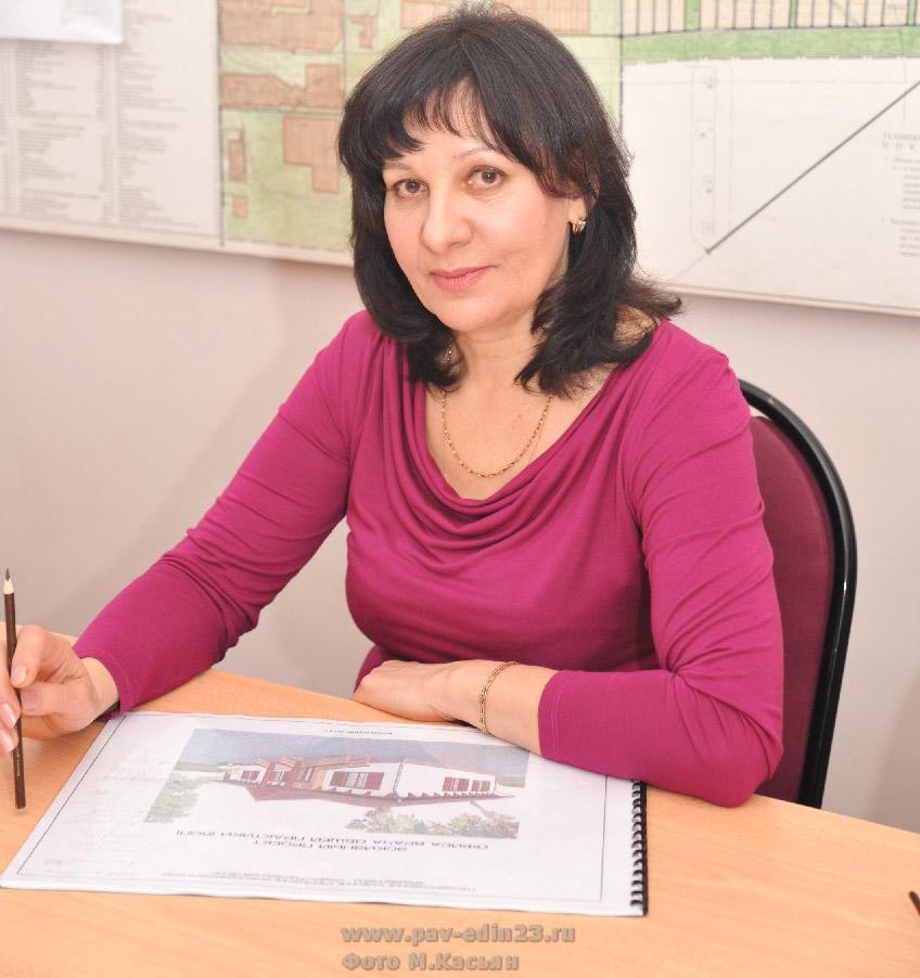 Наталья Ивановна ТАРАСОВА