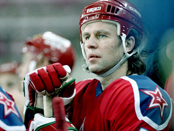 Павловчане увидели звёзд хоккея