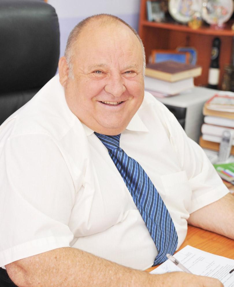 Председатель районного суда, заслуженный юрист Кубани В.А. Кокин