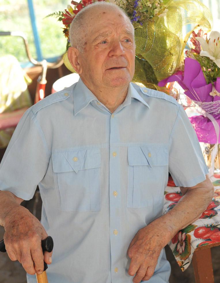 Андрей Степанович ЛЯХ