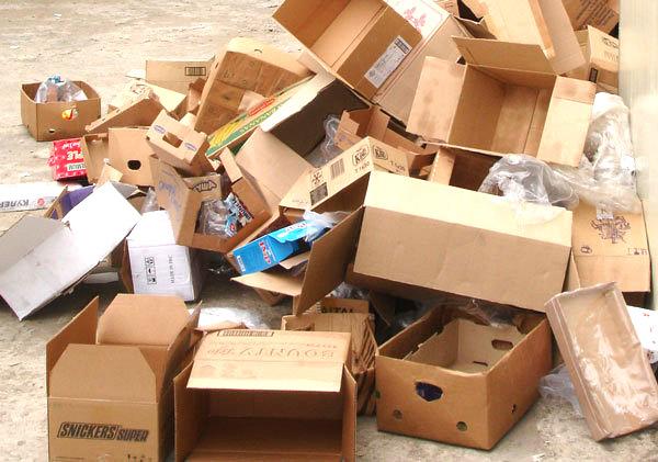 Что нравится, а что нетвсборе мусора?