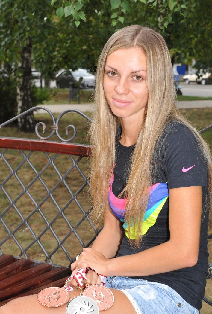Легкоатлетка Марина ГРИШИНА из станицы Павловской завоевала первую в истории кубанского спорта медаль Сурдлимпийских игр.