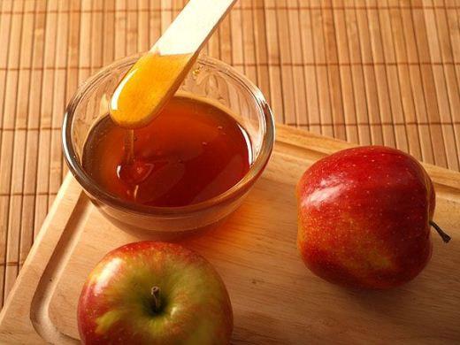 Пахнет яблоками и медом...