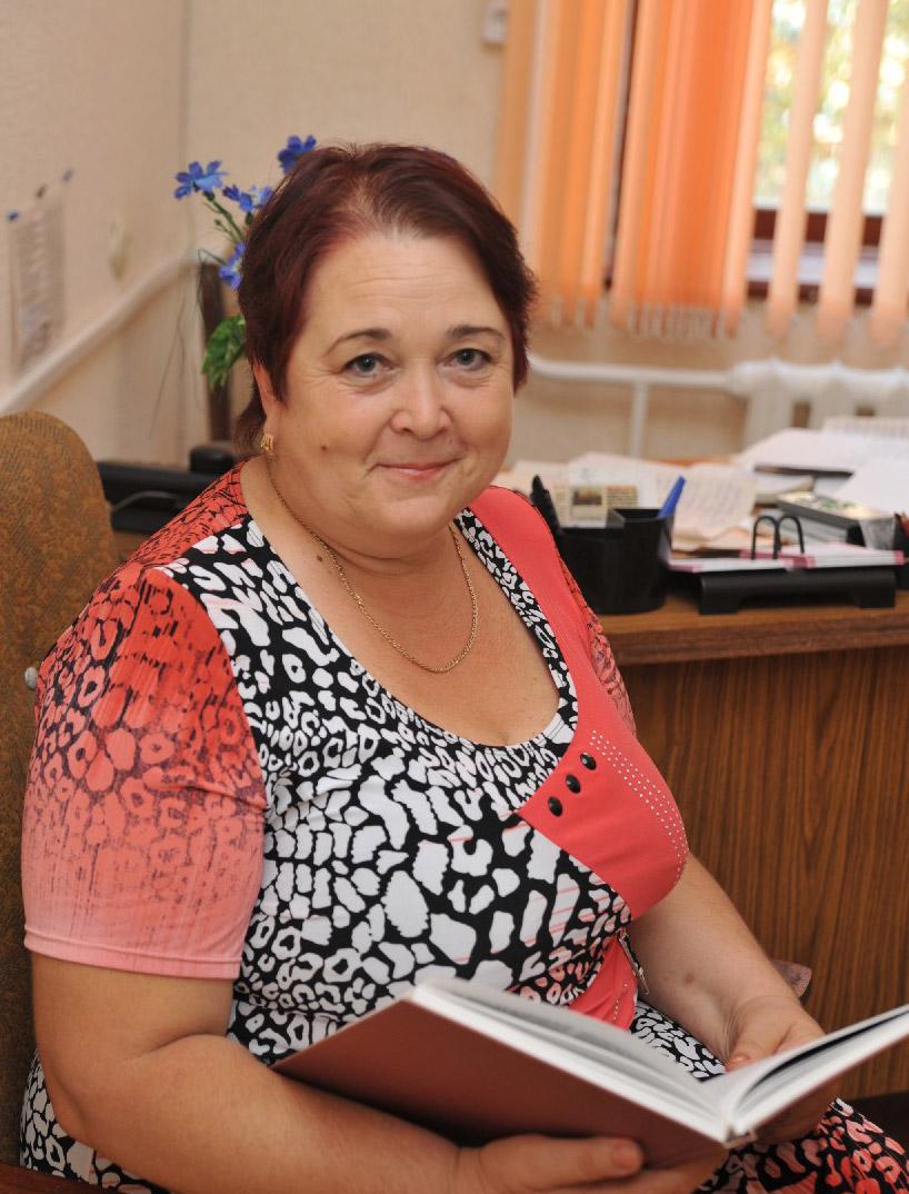 Ольга Петровна Барская