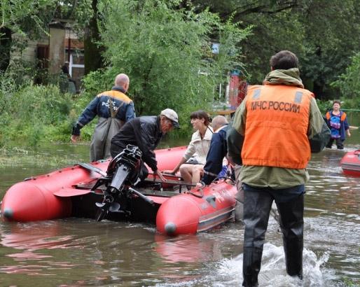 Поможем пострадавшим от наводнения!