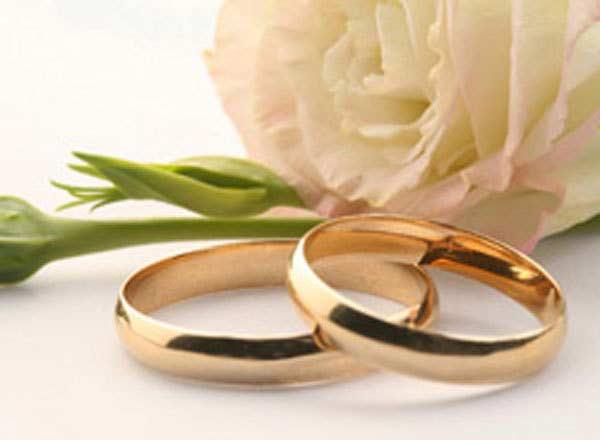 Обручальное кольцо...
