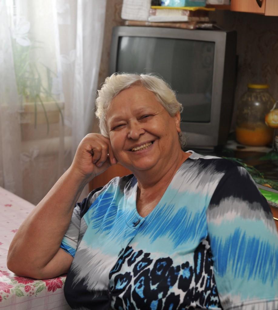 Мария Ивановна БЕЛЯЕВА
