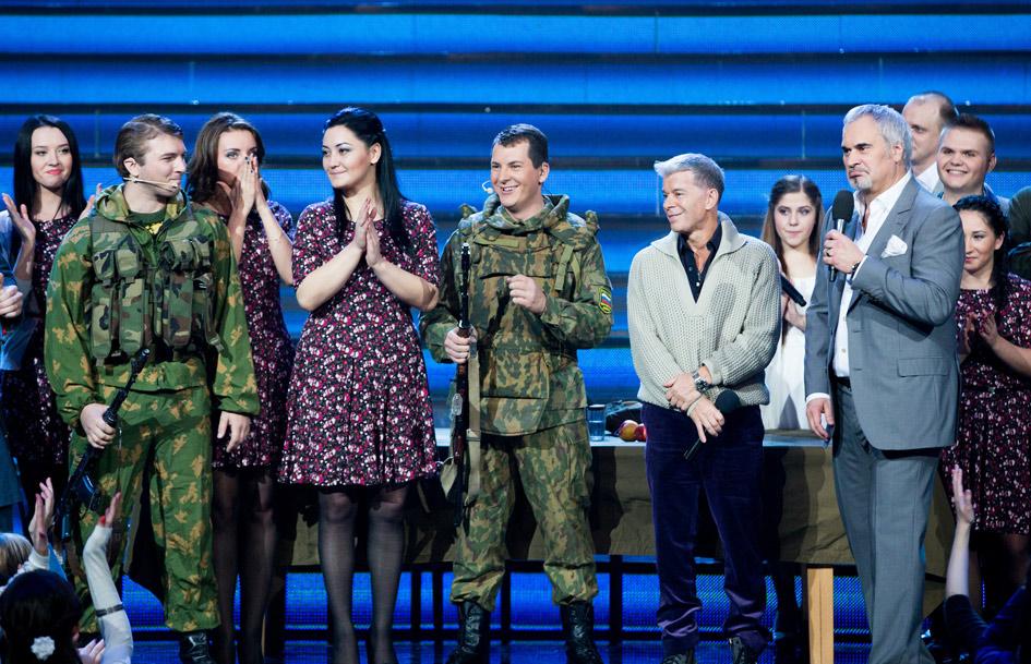 24 ноября состоялся пятый прямой эфир телешоу «Битва Хоров». Для нас второй сезон программы на канале «Россия-1»  вдвойне интересен. Ведь за победу на проекте борется сводный хор Краснодарского края.