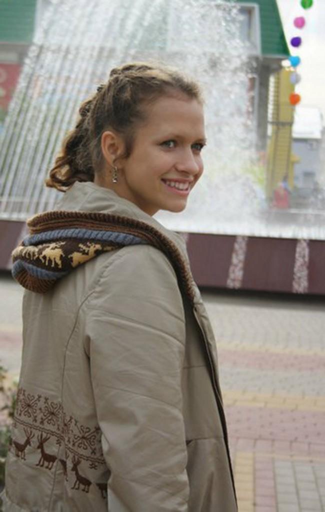 Дарья Ищенко