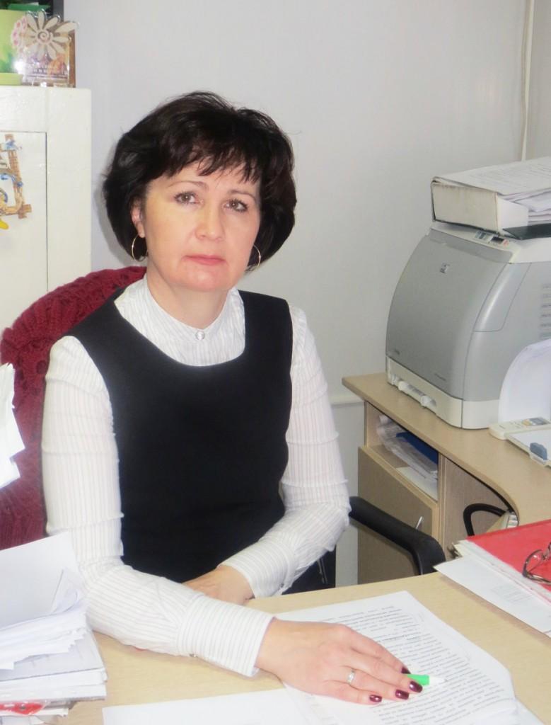 Т.В. Загорулько. Фото автора
