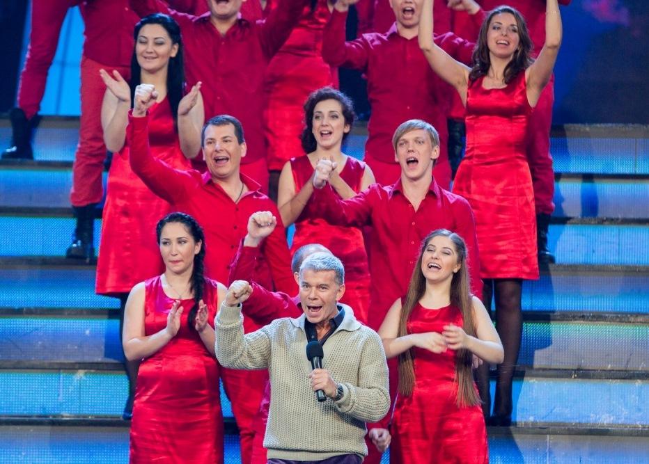 Новая «Битва хоров» начнется на два часа раньше