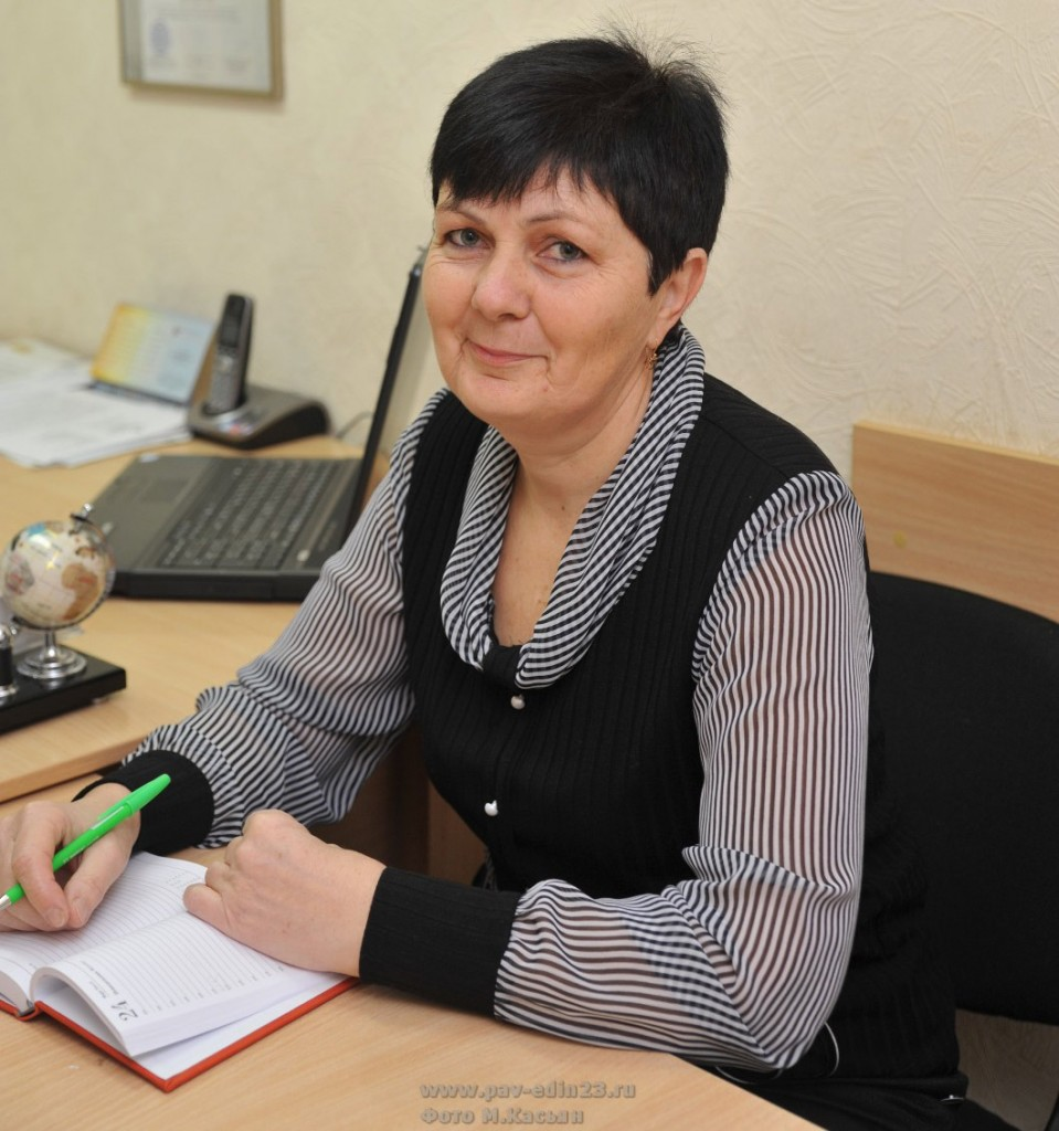 Заместитель главного бухгалтера Л.А. РАЗУМНАЯ трудится на предприятии с 1997 года, начинала кассиром. В её обязанности, кроме всего прочего, входят статистическая отчетность и налогообложение.